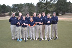 Pac Golf Team